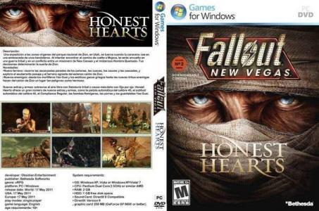 buy Fallout: New Vegas - Honest Hearts cd key for pc platform