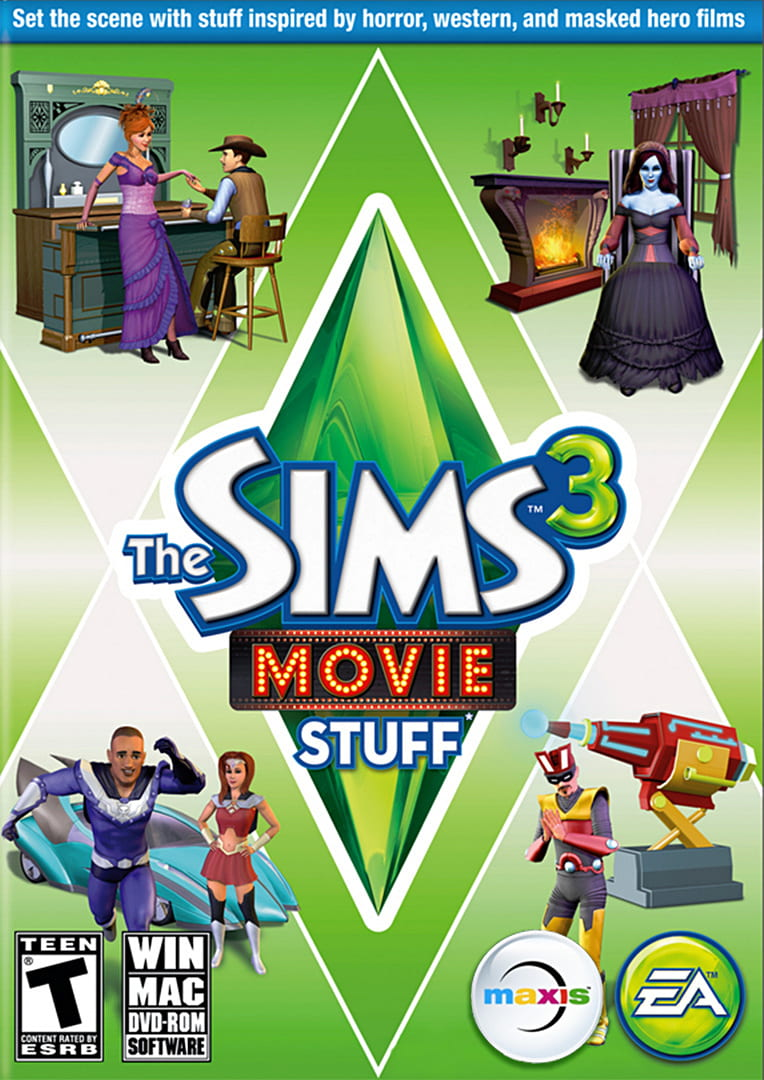 buy The Sims 3: Movie Stuff cd key for all platform
