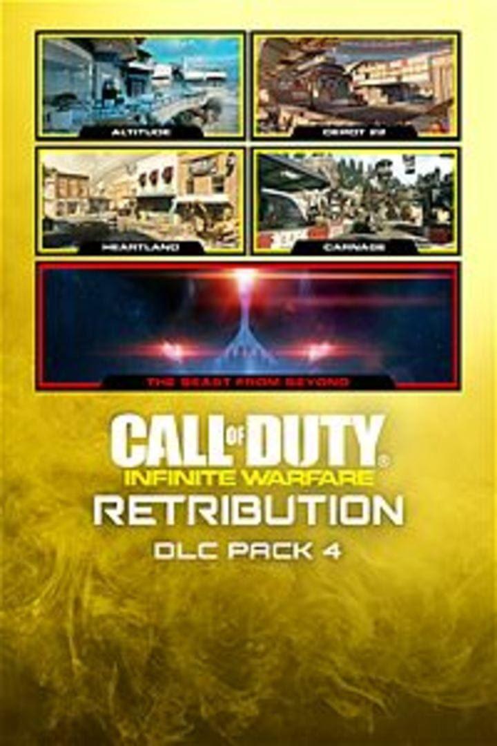 buy Call of Duty: Infinite Warfare - Retribution cd key for psn platform