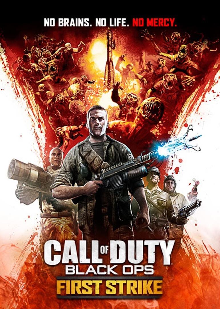 buy Call of Duty: Black Ops - First Strike cd key for psn platform