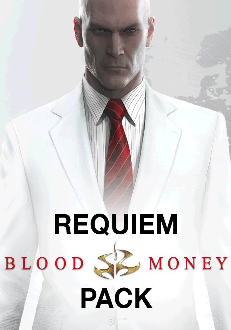 buy HITMAN - Blood Money Requiem Pack cd key for pc platform