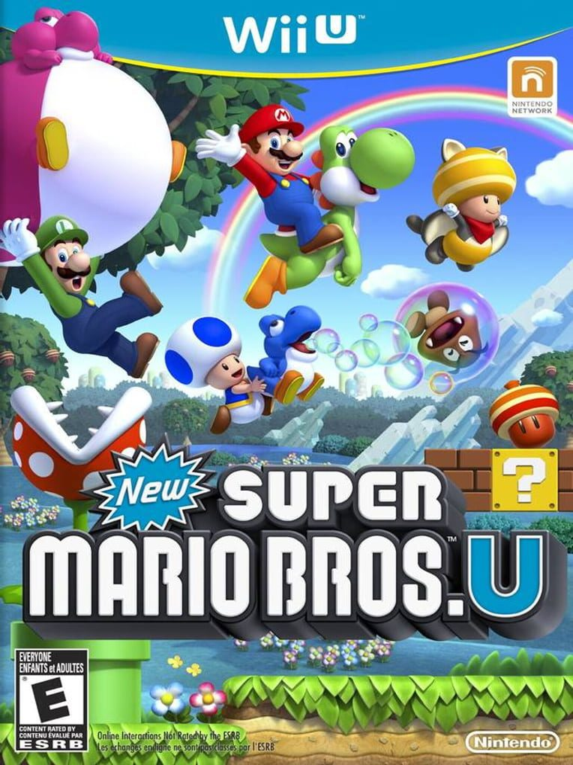 buy New Super Mario Bros. U cd key for wii platform