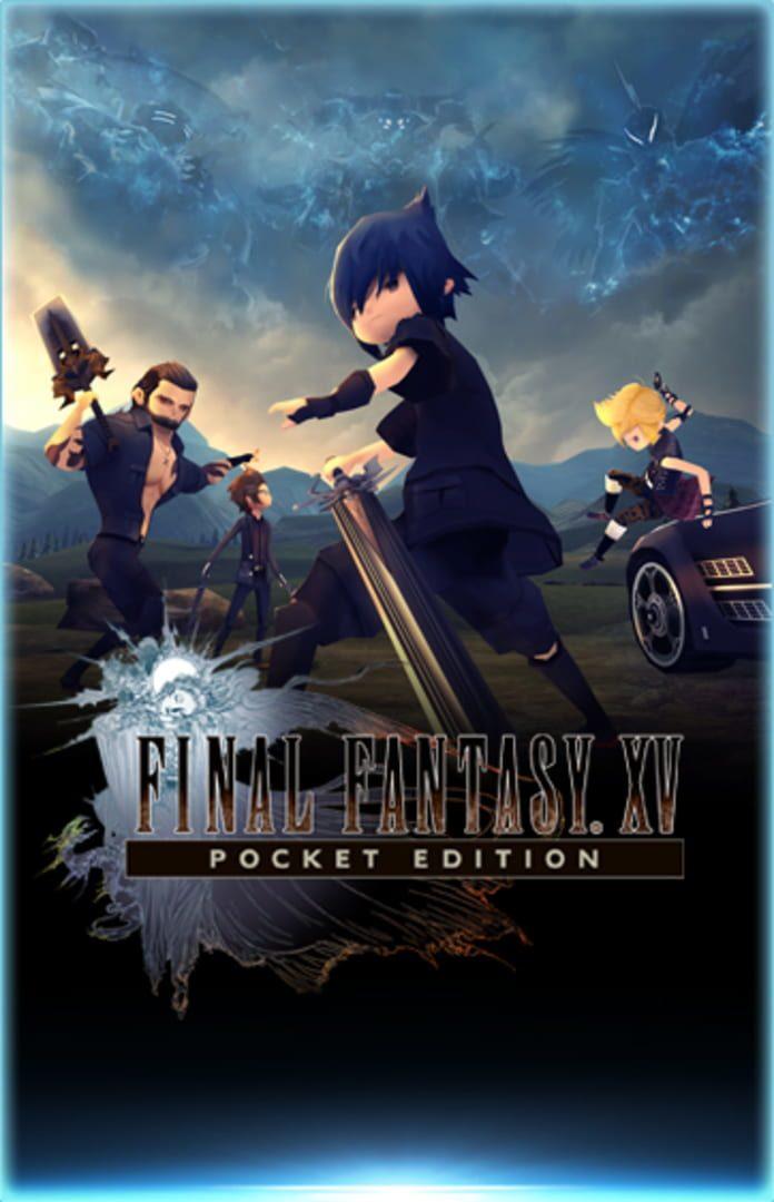 buy Final Fantasy XV Pocket Edition cd key for xbox platform