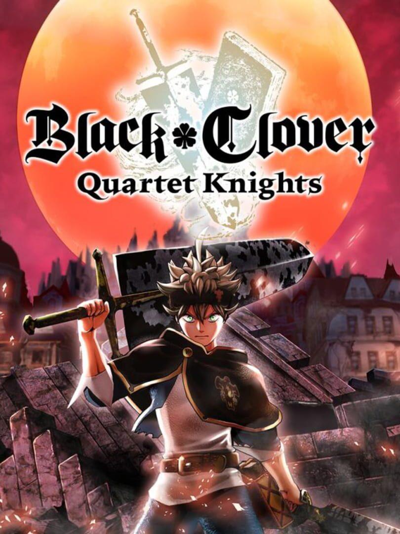 buy Black Clover: Quartet Knights cd key for psn platform