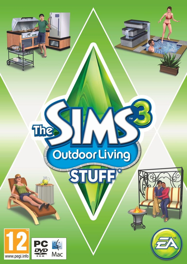 buy The Sims 3: Outdoor Living Stuff cd key for all platform