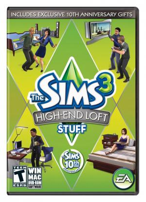 buy The Sims 3: High-End Loft Stuff cd key for all platform
