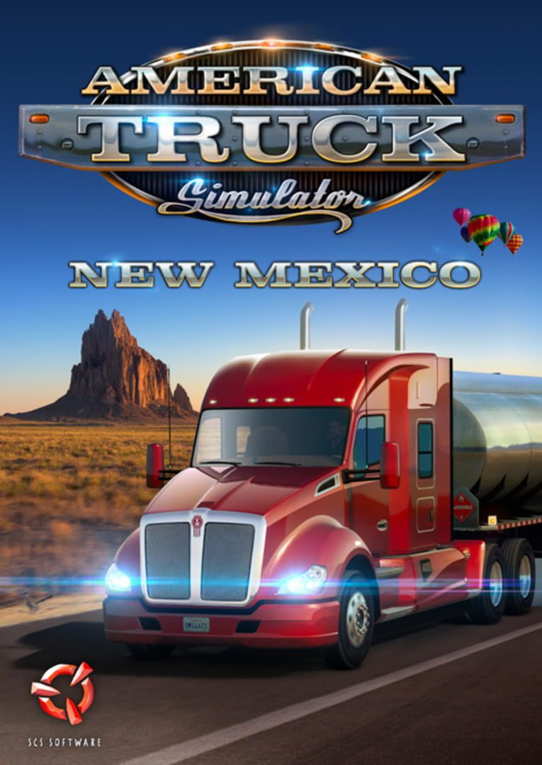 buy American Truck Simulator - New Mexico cd key for all platform