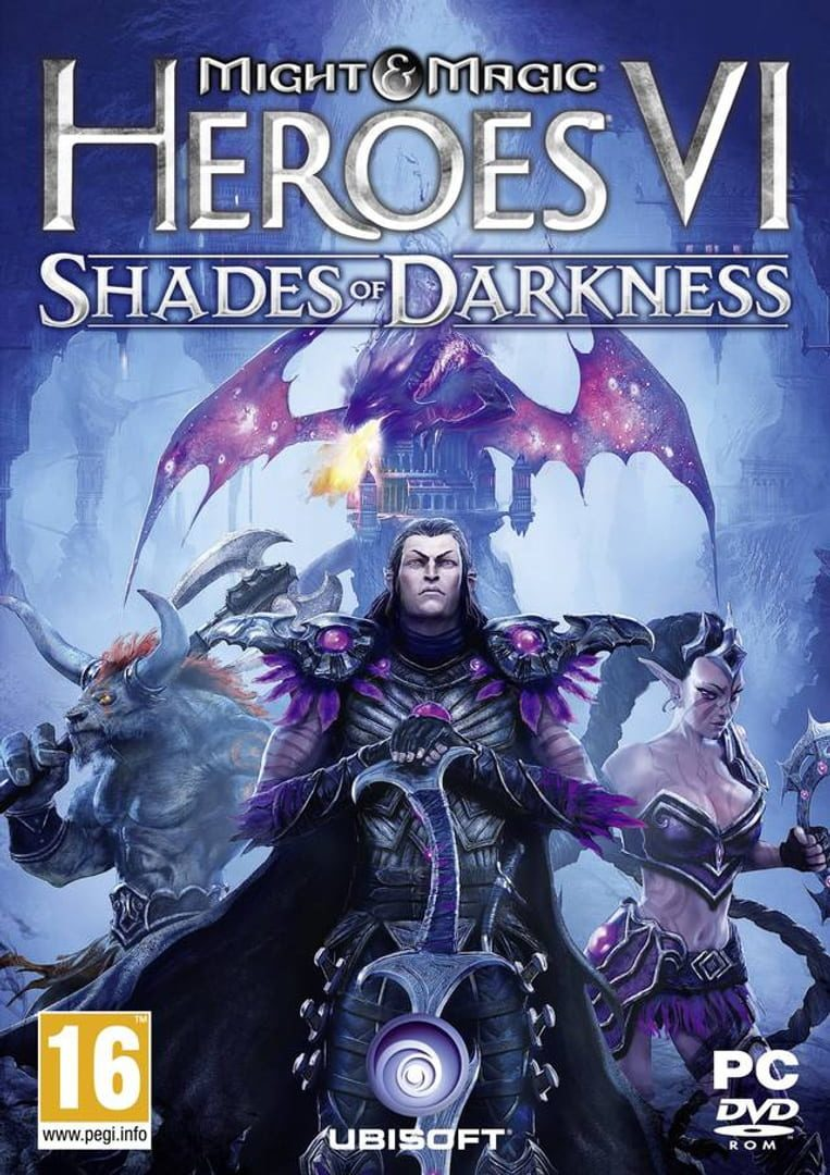 buy Might & Magic Heroes VI: Shades of Darkness cd key for all platform