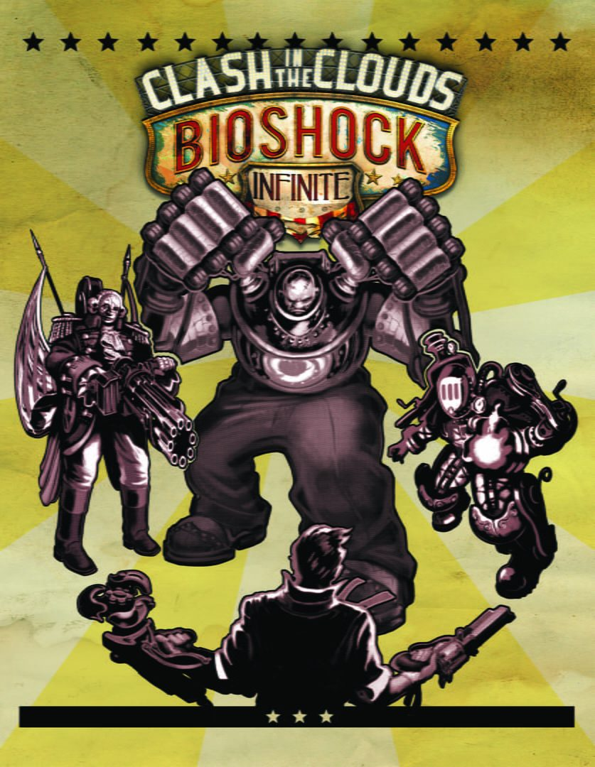 buy BioShock Infinite: Clash in the Clouds cd key for pc platform