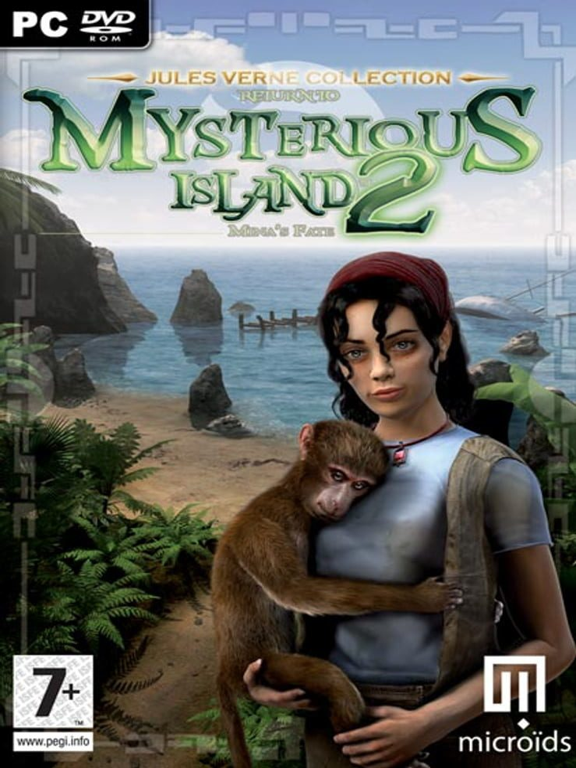 buy Return to Mysterious Island 2 cd key for pc platform