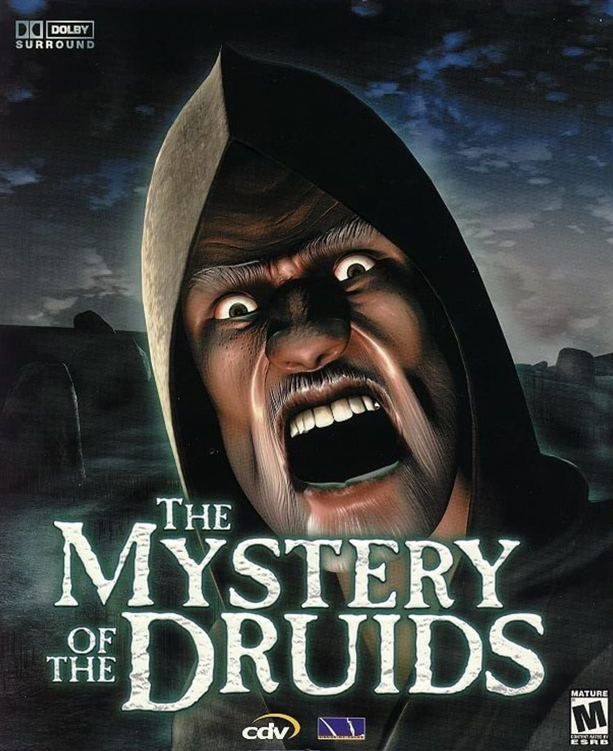 buy The Mystery of the Druids cd key for pc platform