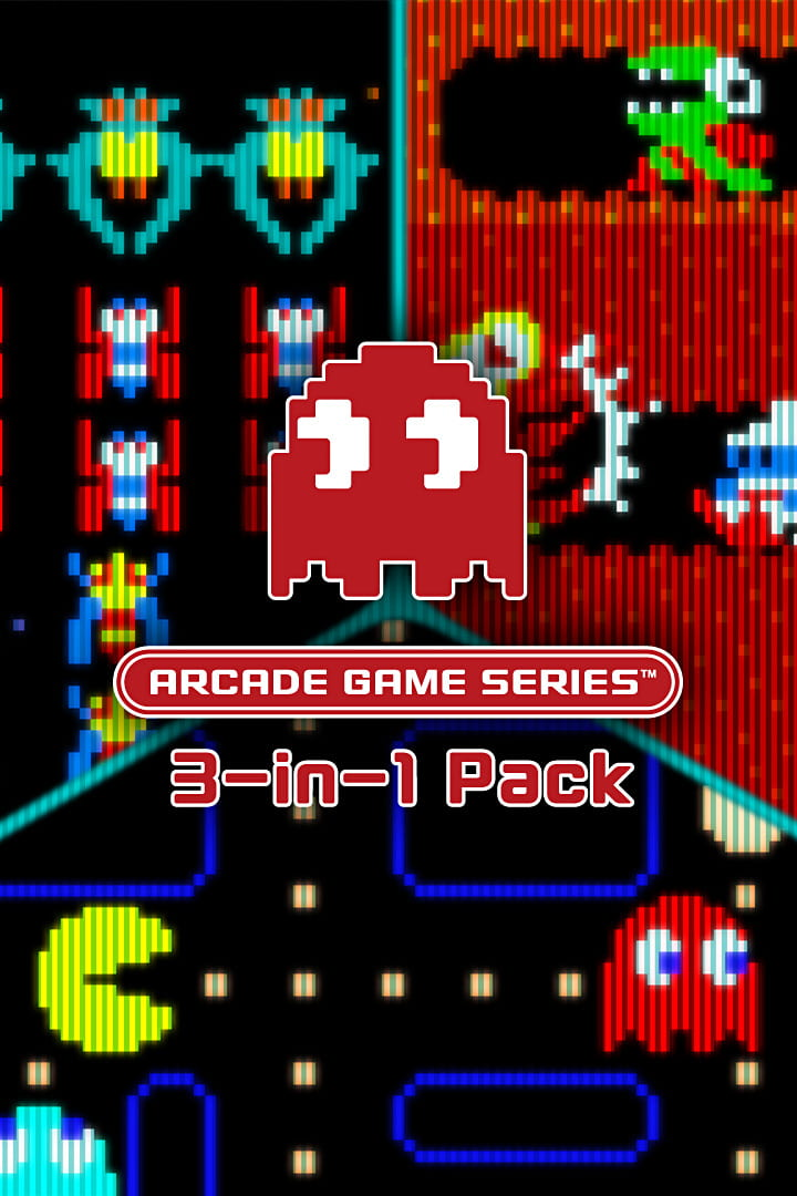 buy ARCADE GAME SERIES 3-in-1 Pack cd key for pc platform