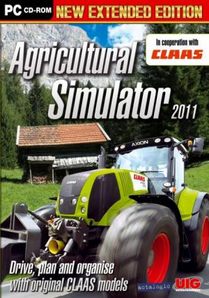 buy Agricultural Simulator 2011: Extended Edition cd key for pc platform
