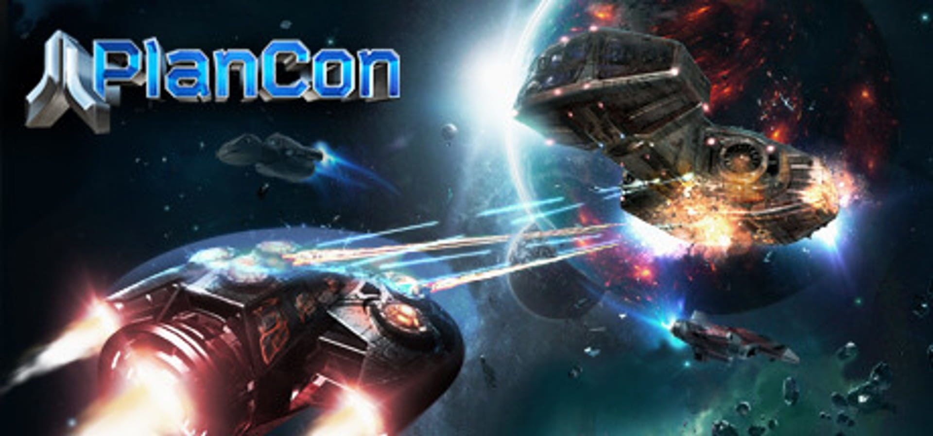buy PlanCon: Space Conflict cd key for pc platform
