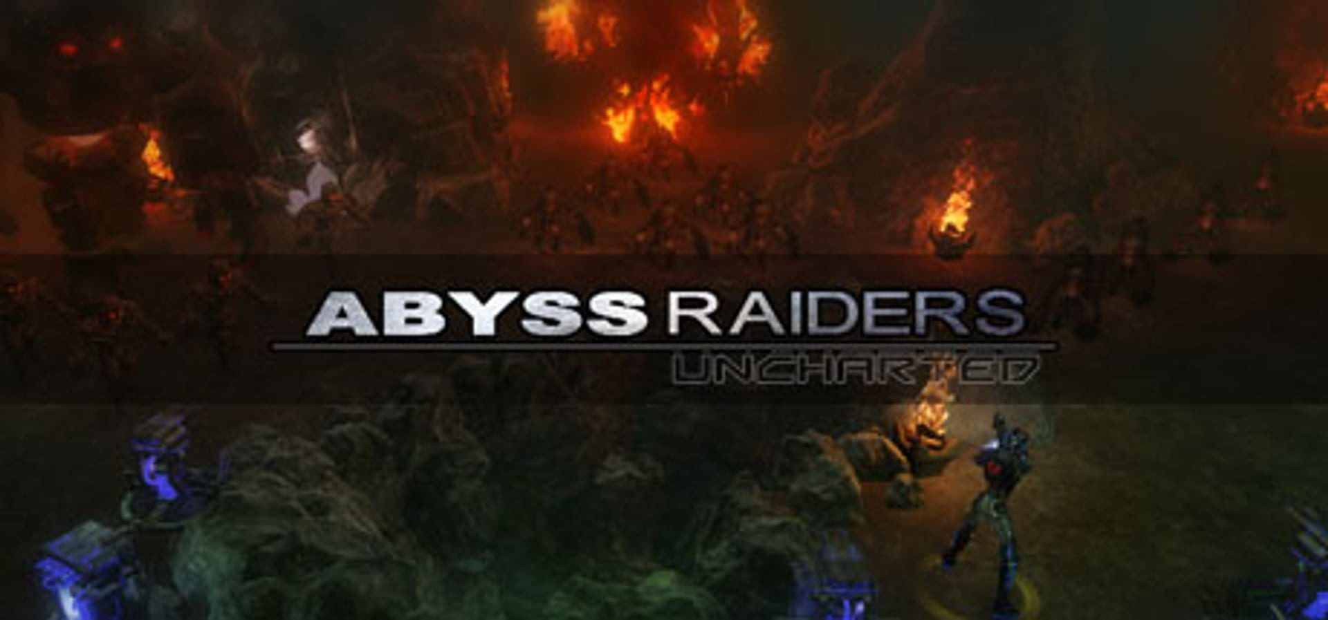 buy Abyss Raiders: Uncharted cd key for pc platform