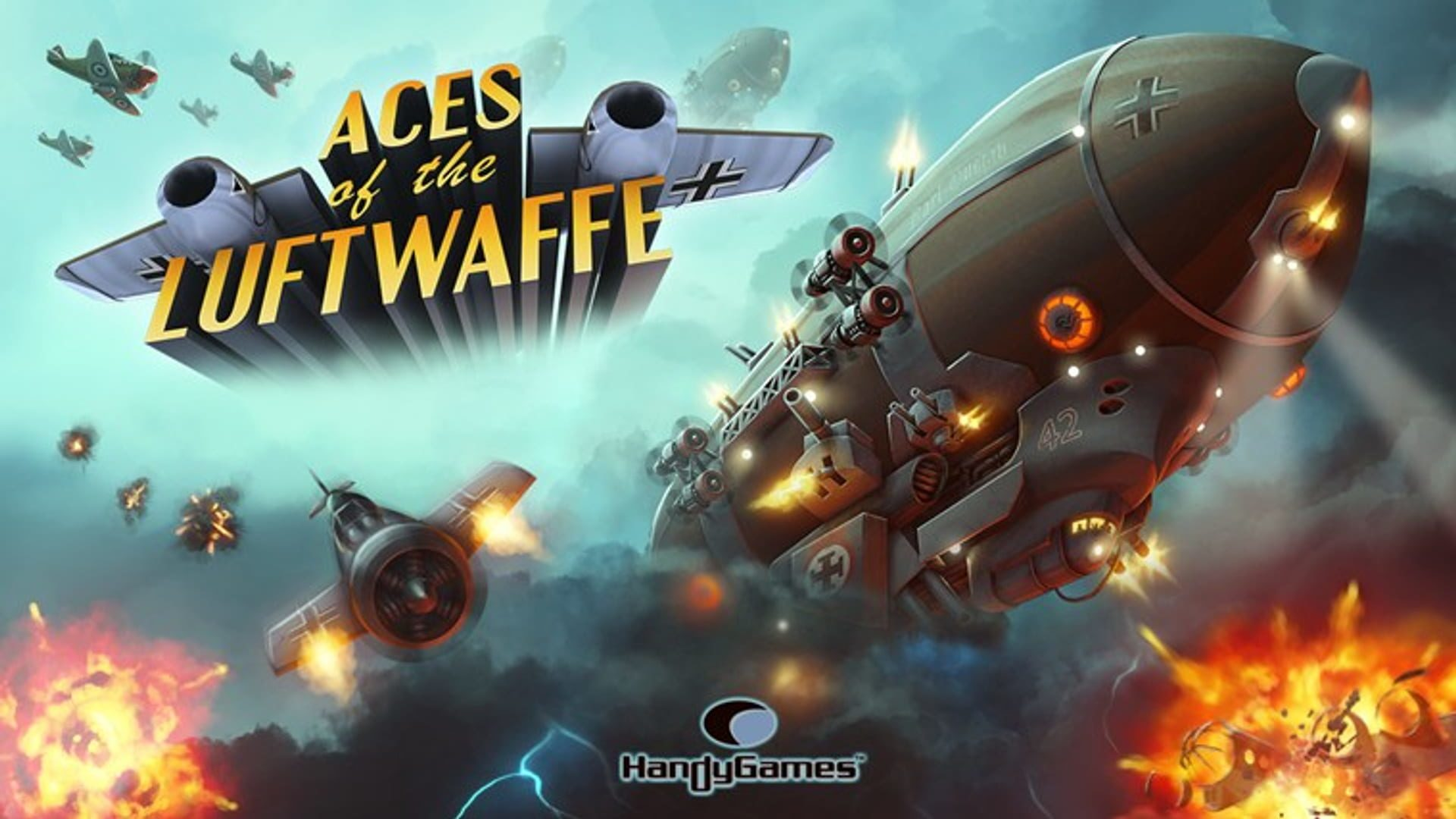 buy Aces of the Luftwaffe cd key for pc platform