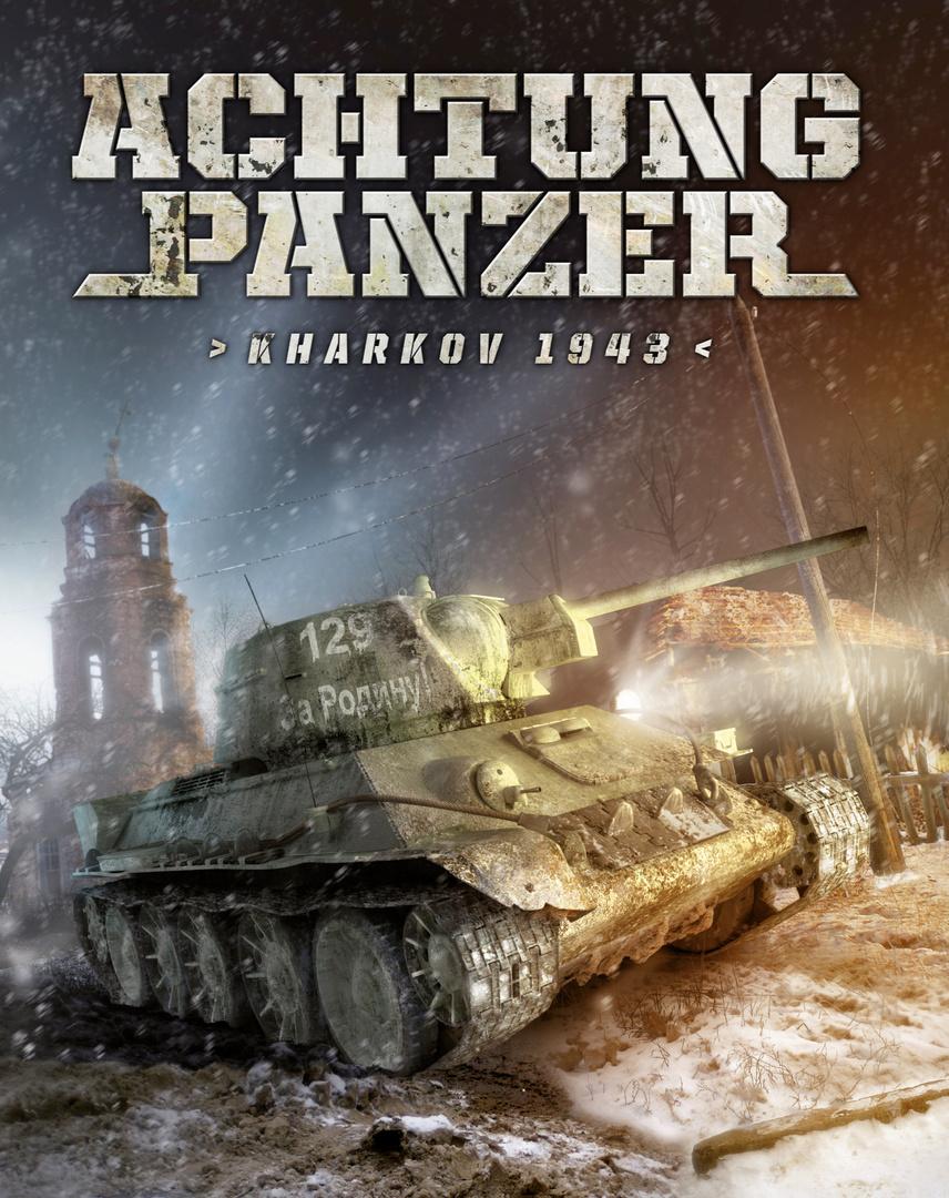 buy Achtung Panzer: Kharkov 1943 cd key for pc platform