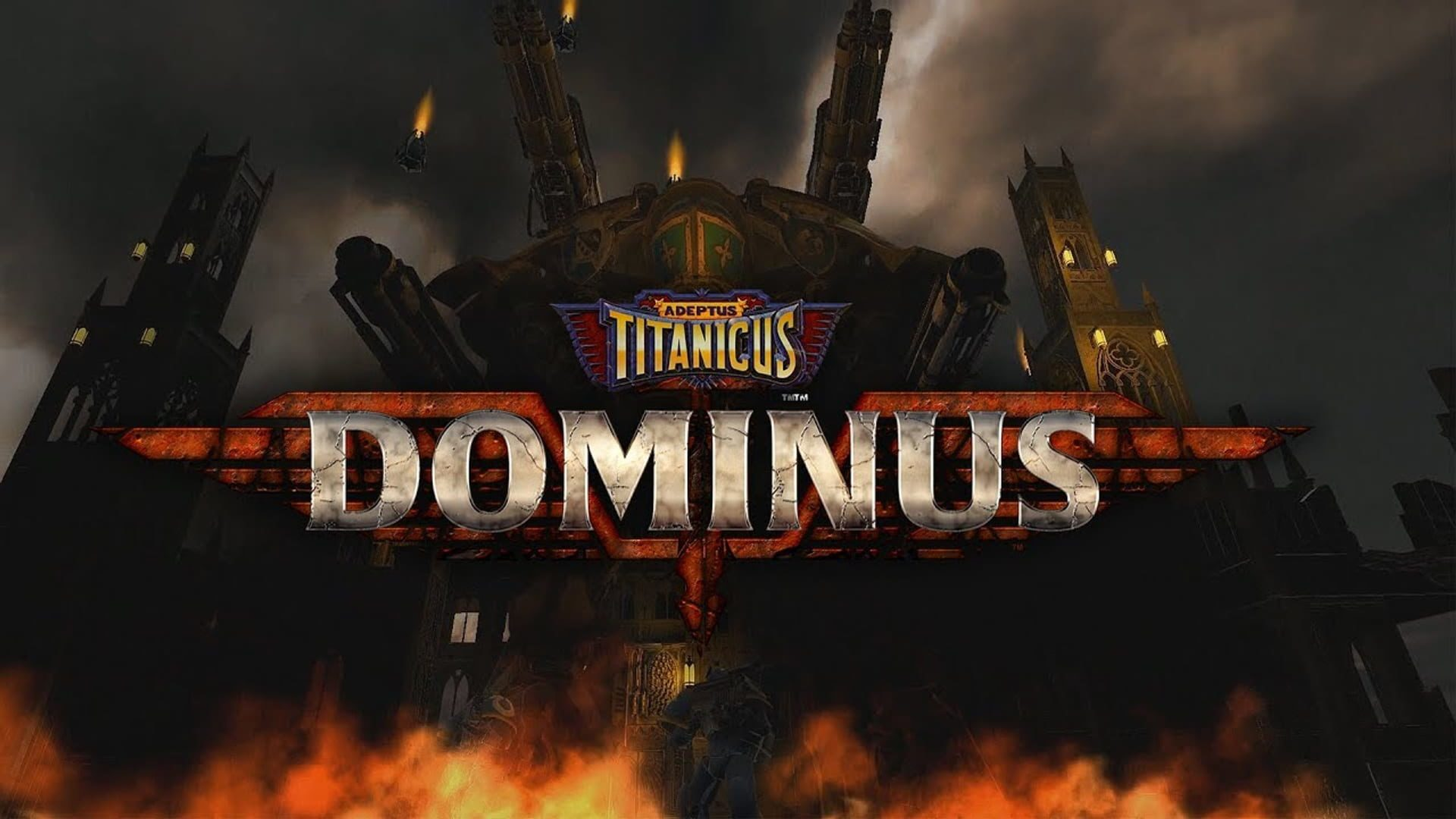 buy Adeptus Titanicus: Dominus cd key for pc platform