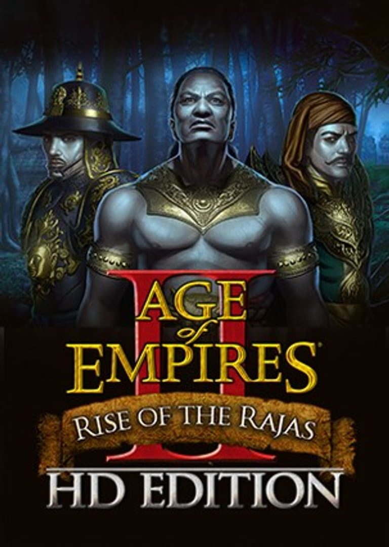 buy Age of Empires II HD: Rise of the Rajas cd key for pc platform