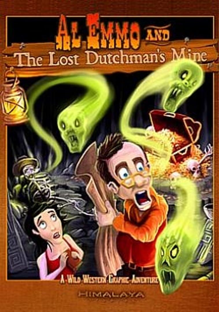 buy Al Emmo and the Lost Dutchman's Mine cd key for all platform