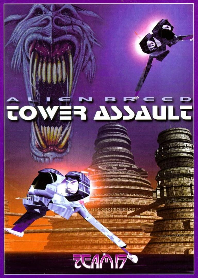 buy Alien Breed: Tower Assault cd key for pc platform