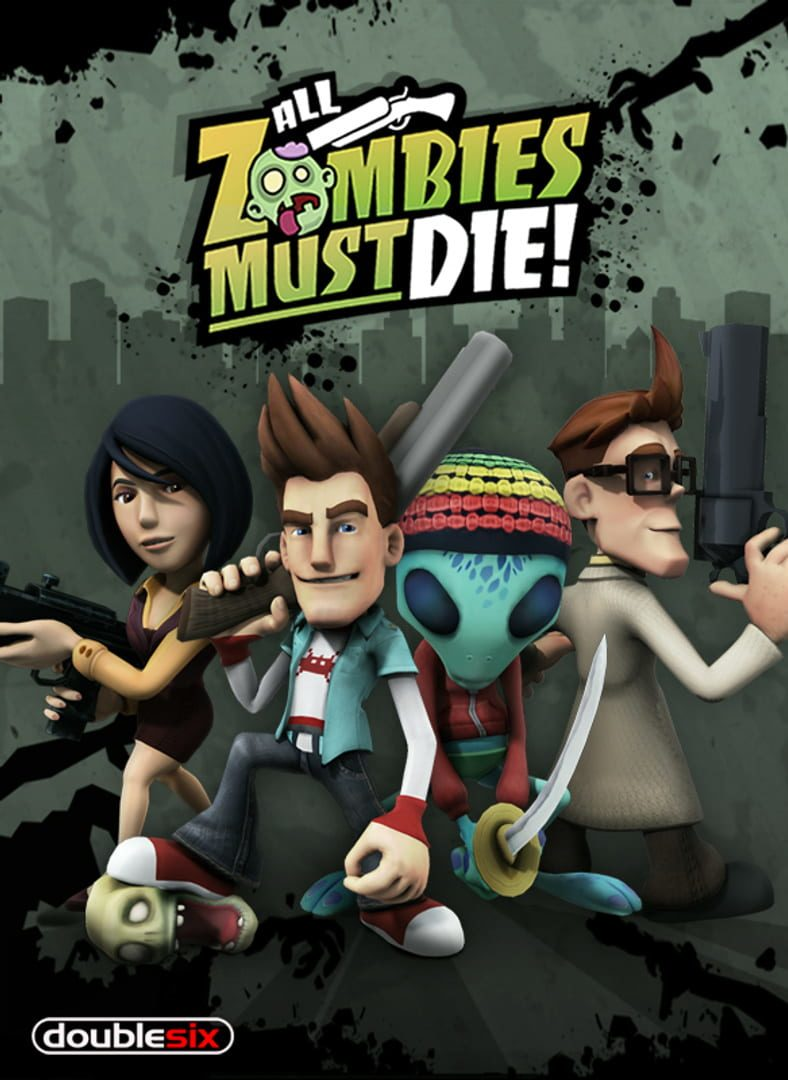buy All Zombies Must Die! Scorepocalypse cd key for all platform