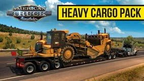 compare American Truck Simulator: Heavy Cargo Pack CD key prices