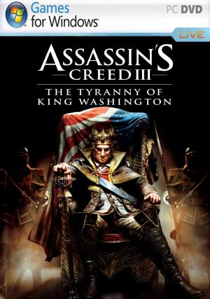 buy Assassin's Creed III: The Tyranny of King Washington cd key for xbox platform