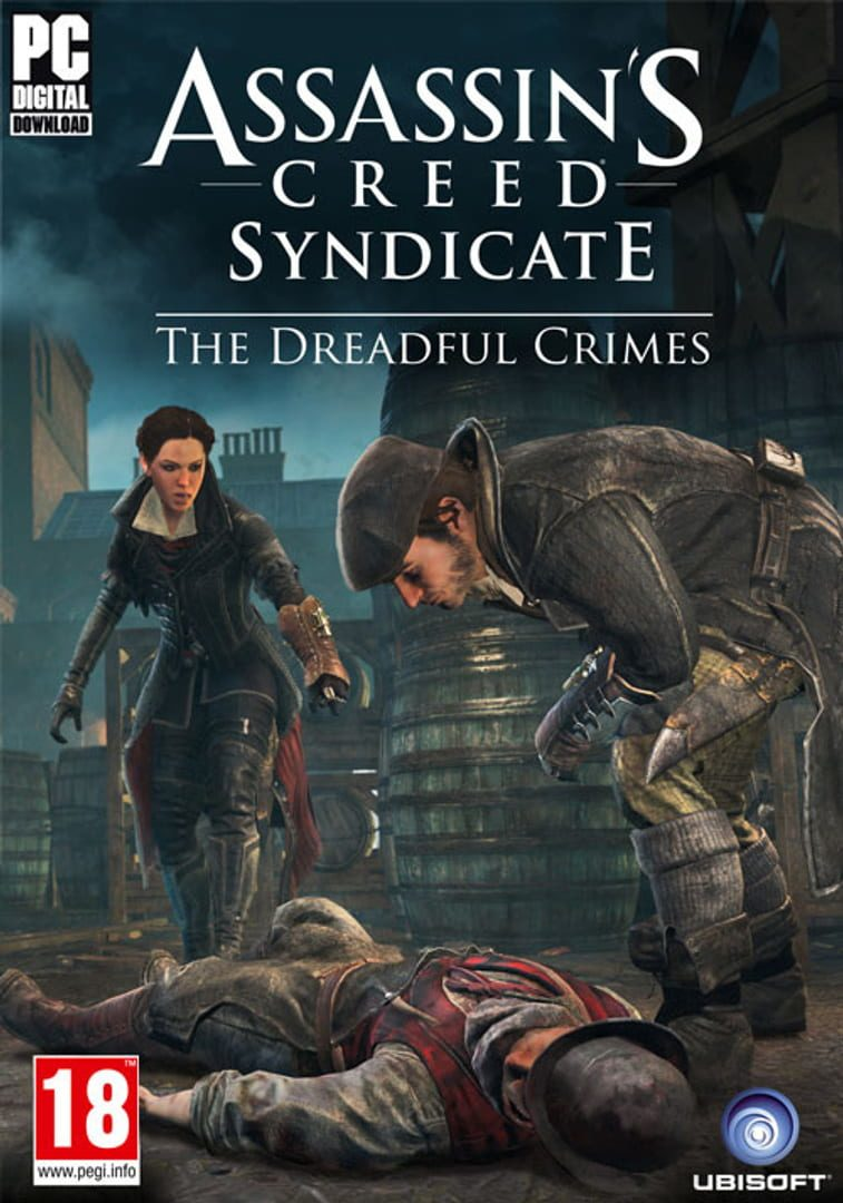 buy Assassin's Creed: Syndicate - The Dreadful Crimes cd key for psn platform