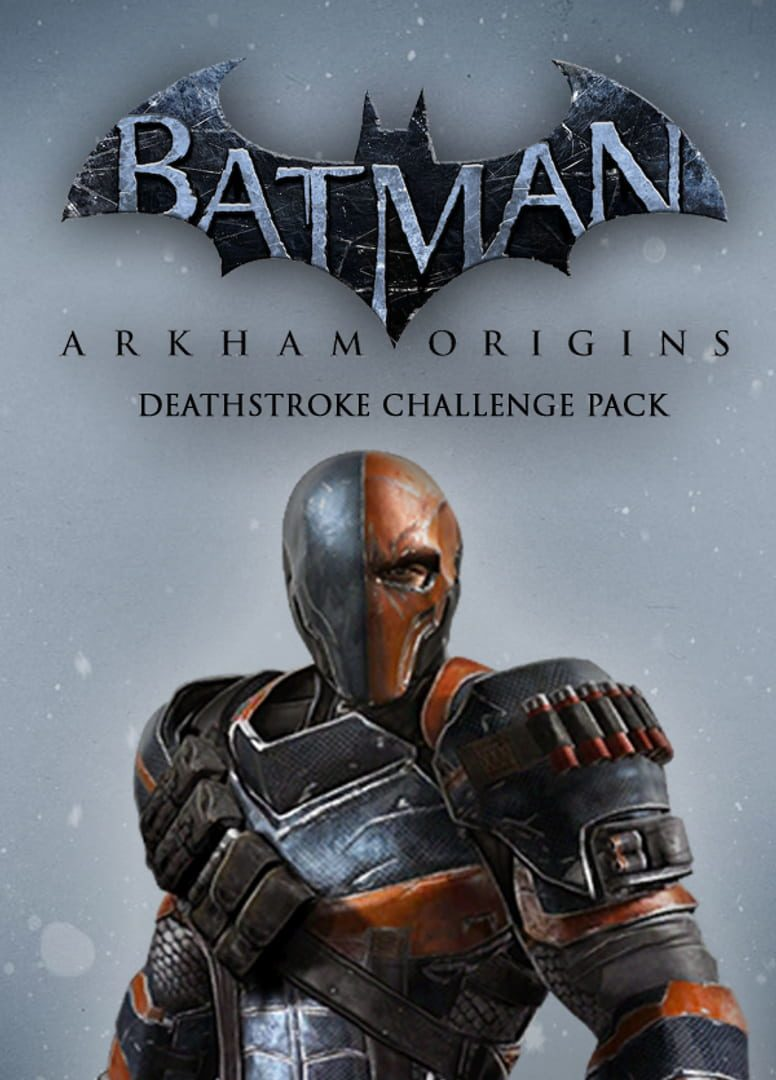 buy Batman: Arkham Origins - Deathstroke Challenge Pack cd key for xbox platform