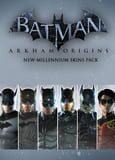 compare Batman: Arkham Origins - New Millennium Skins Pack CD key prices