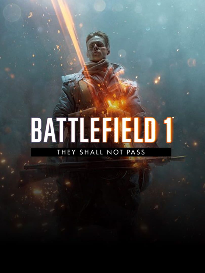 buy Battlefield 1: They Shall Not Pass cd key for pc platform