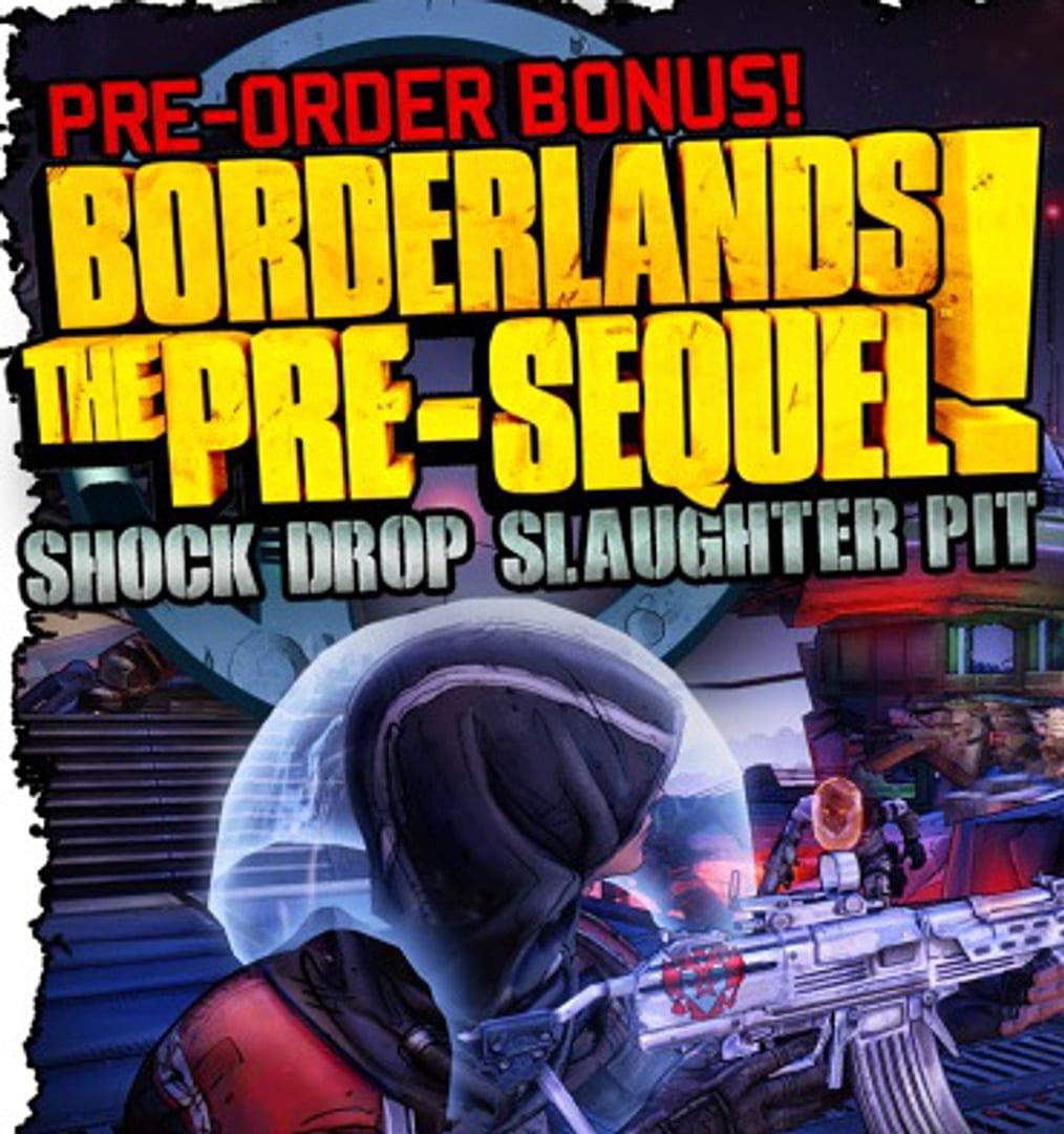 buy Borderlands: The Pre-Sequel: Shock Drop Slaughter Pit cd key for xbox platform
