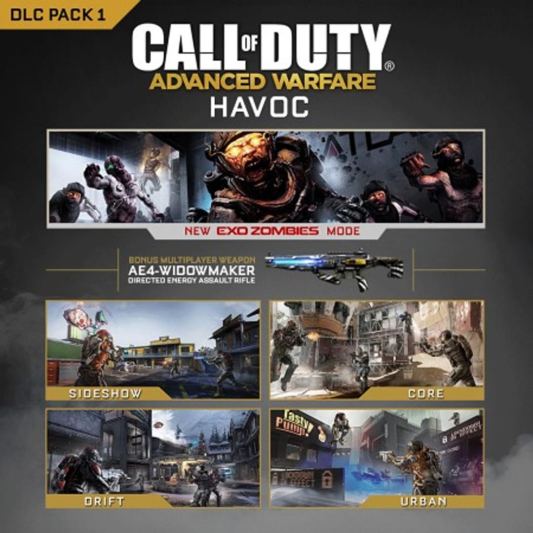 buy Call of Duty: Advanced Warfare - Havoc cd key for psn platform
