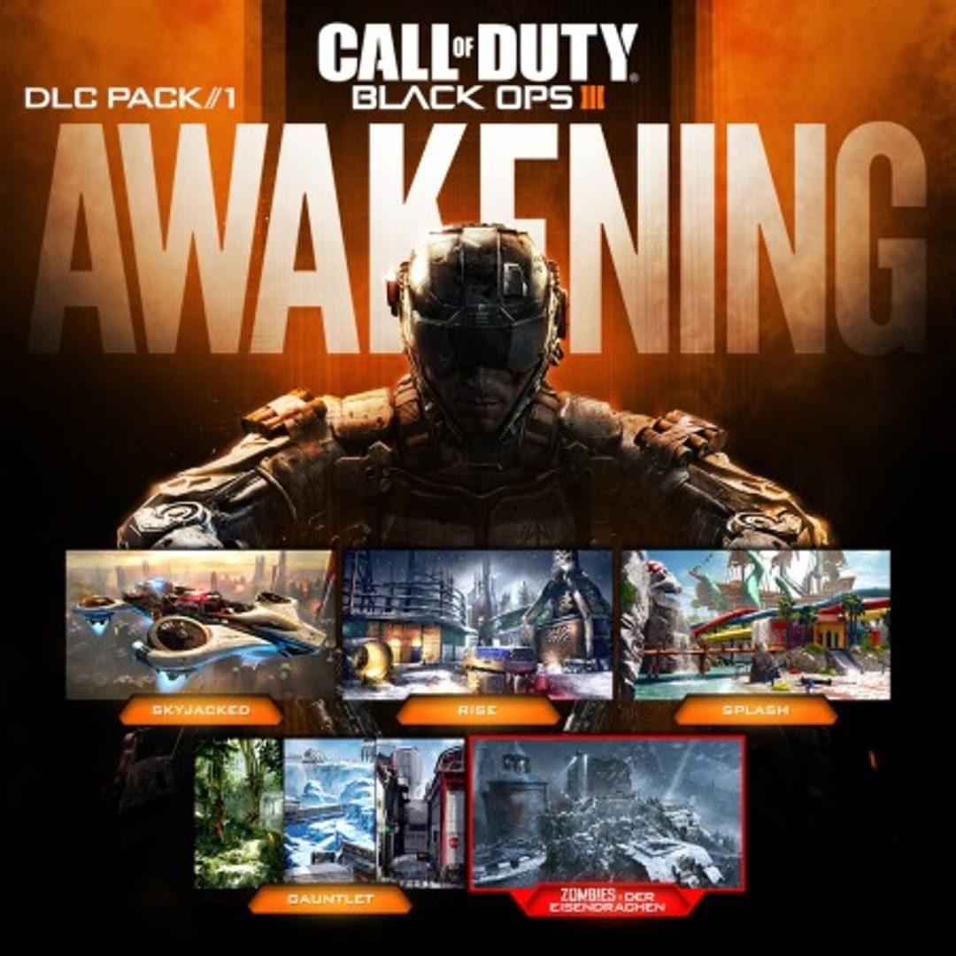 buy Call of Duty: Black Ops III - Awakening cd key for psn platform