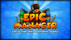 compare Epic Manager - Create Your Own Adventuring Agency CD key prices