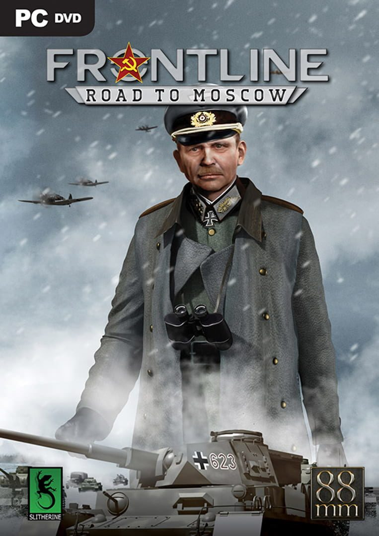 buy Frontline: Road to Moscow cd key for pc platform