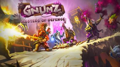 compare Gnumz: Masters of Defense CD key prices