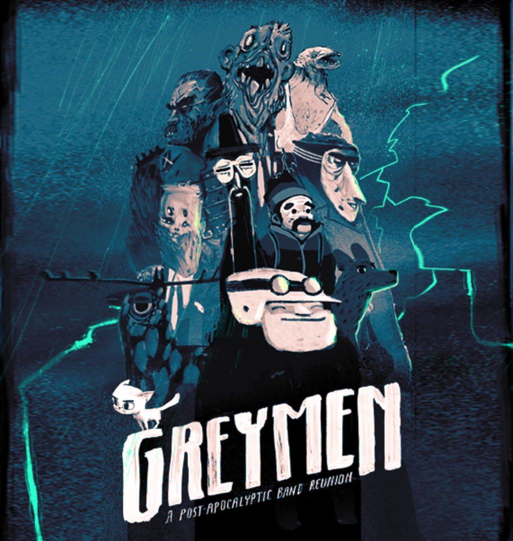 buy GREYMEN: A Post-Apocalyptic Band Reunion cd key for pc platform