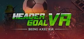compare Header Goal VR: Being Axel Rix CD key prices