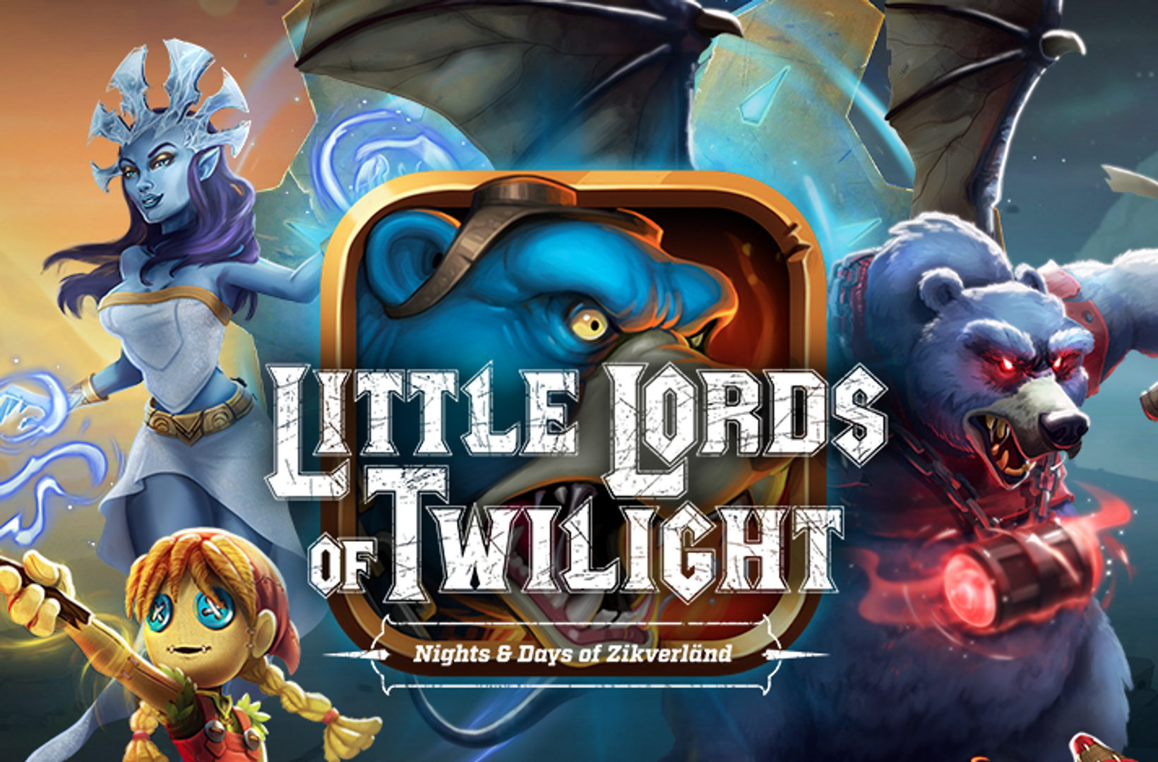 buy Little Lords of Twilight® cd key for pc platform