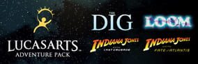 compare LucasArts Adventure Pack CD key prices