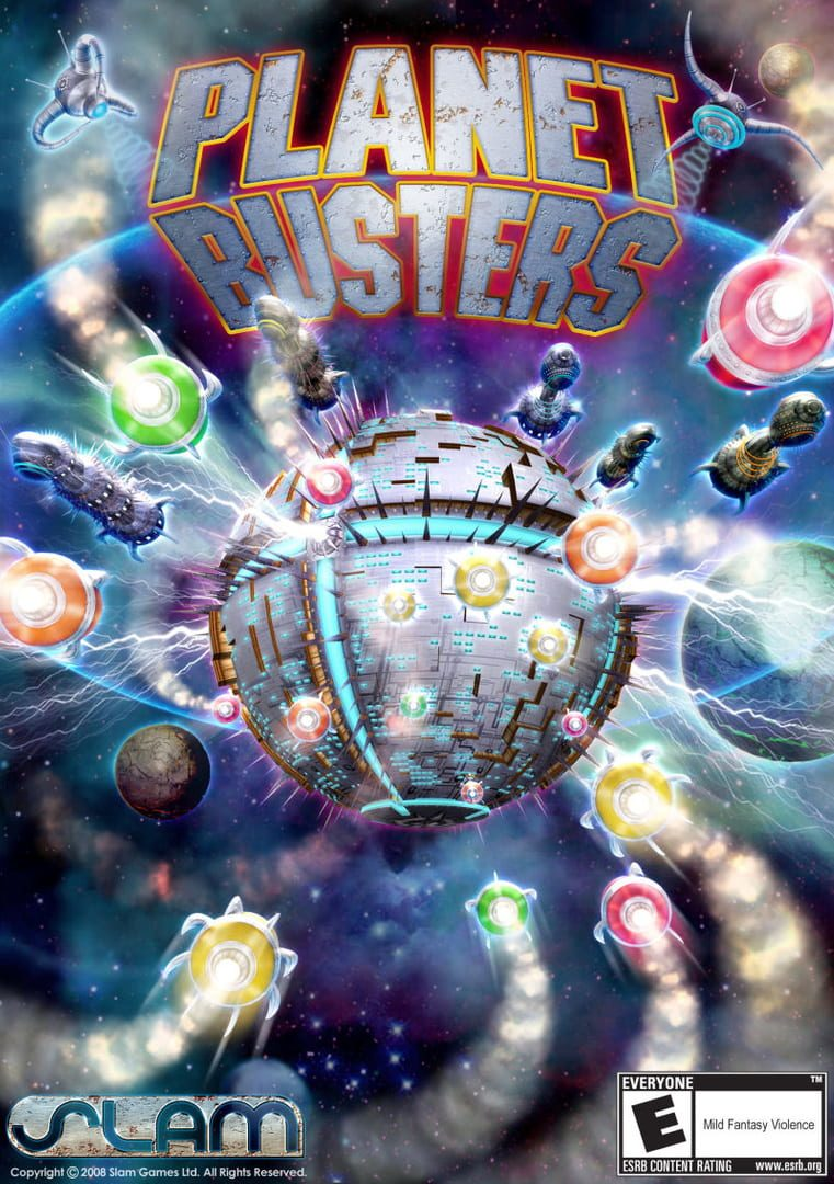 buy Planet Busters cd key for pc platform