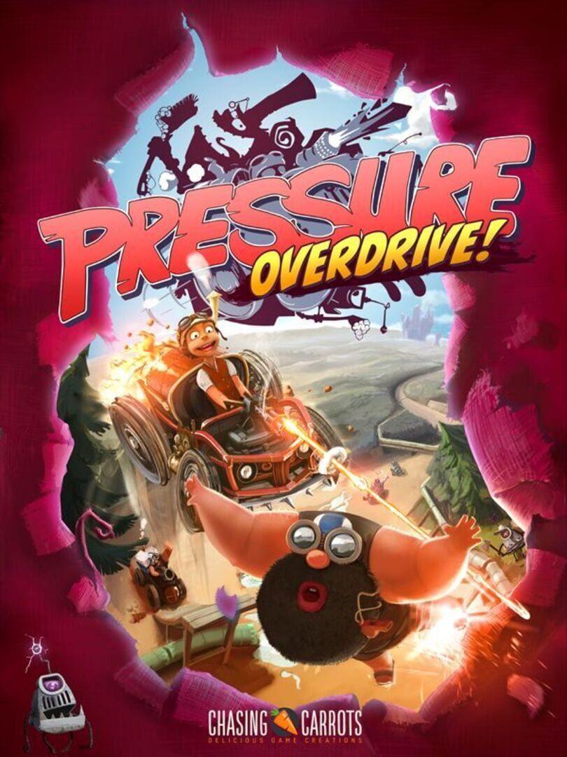 buy Pressure Overdrive cd key for pc platform