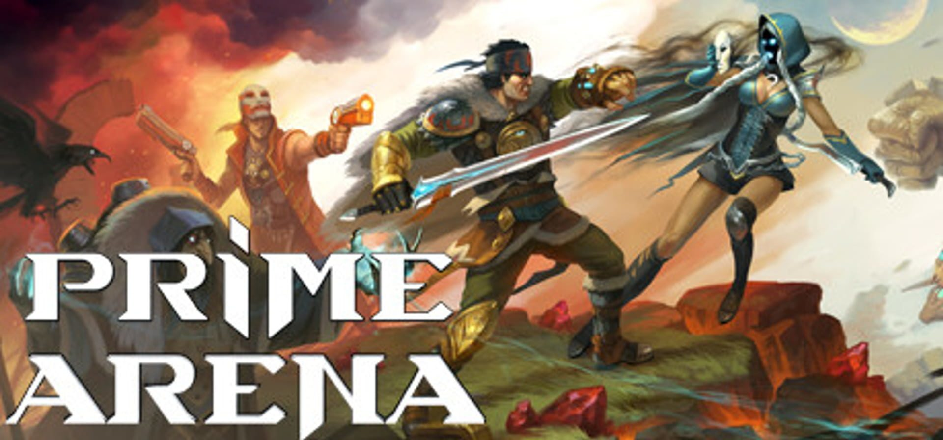 buy Prime Arena cd key for pc platform