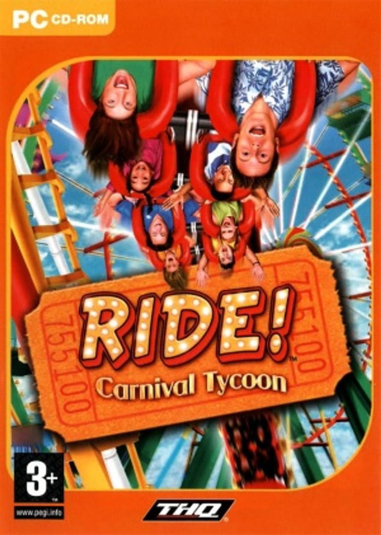 buy Ride! Carnival Tycoon cd key for pc platform