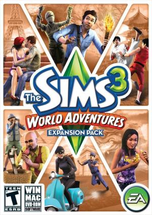 buy The Sims 3: World Adventures cd key for all platform