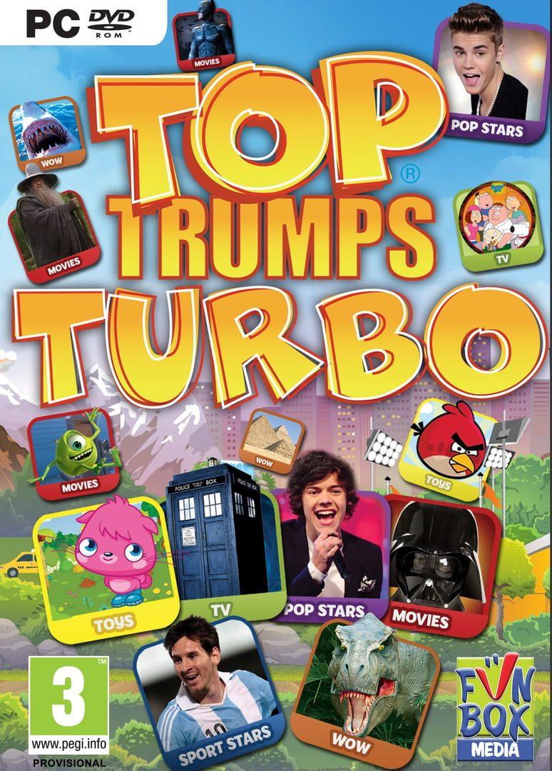 buy Top Trumps Turbo cd key for pc platform