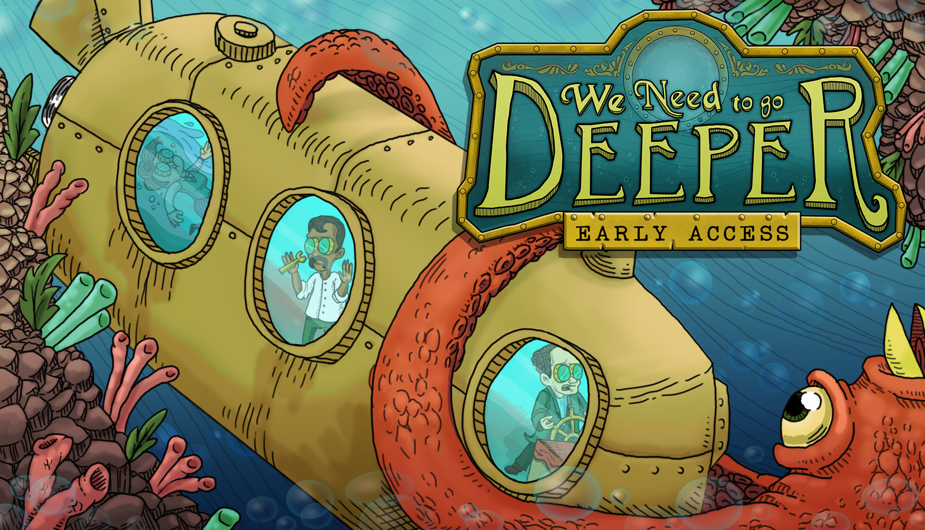 buy We Need to Go Deeper cd key for pc platform