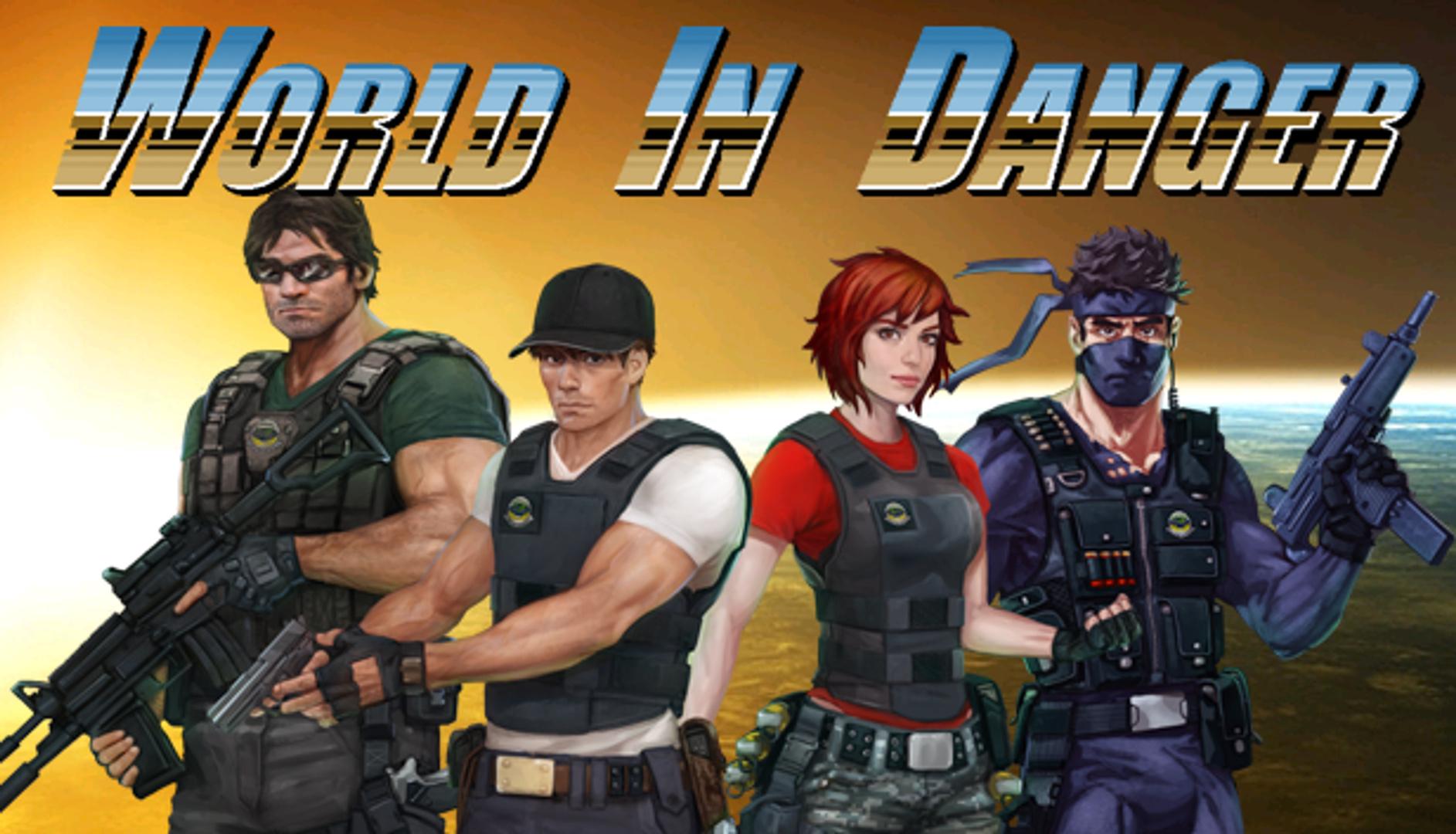 buy World In Danger cd key for pc platform